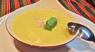 Готовим картофельный суп-пюре с курицей
