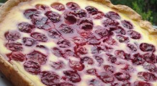 Финский творожный пирог в мультиварке