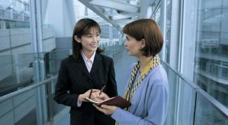 Как установить контакт с собеседником