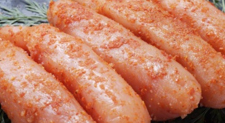 What to cook with the cod ROE
