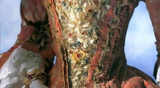 Как одевались в 17 веке