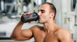 Какой вред может принести протеиновый коктейль