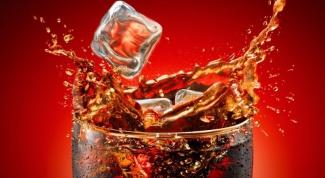 Кока-кола: польза и вред