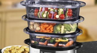 How is the steamer from the slow cooker