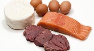 Какие продукты относятся к белкам