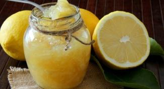 Как приготовить лимонное варенье