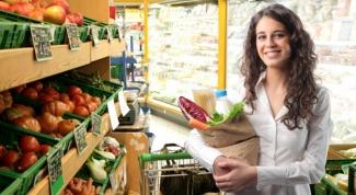Какие продукты питания нужны на месяц