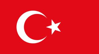 Каким морем омывается Турция в 2017 году