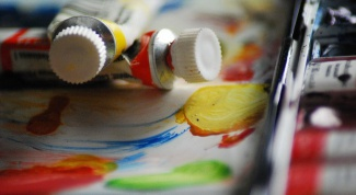Как выбрать масляные краски