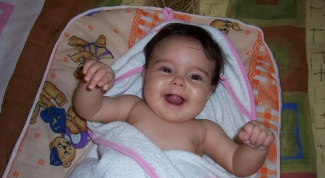 What herbs to use for bathing baby