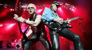 Самые известные рок-группы