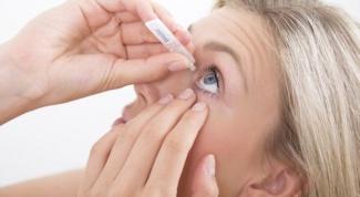 Какими каплями можно снять усталость глаз