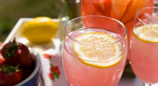 Как приготовить вкусный безалкогольный напиток