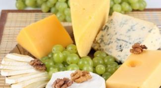 Какие сорта сыра относятся к нежирным