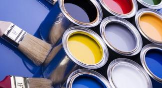 Как выбрать краску для кухни
