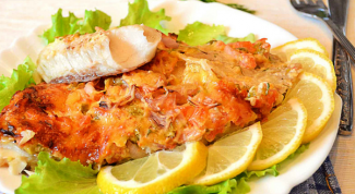 Что приготовить из рыбы на ужин