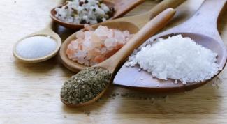 Какая соль самая полезная