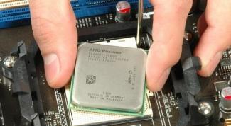 Как установить процессор в 2017 году
