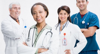 What doctors need to go to health books