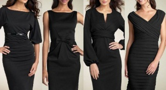 What dress can be made from dense fabric