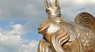 Каким героям сказок Пушкина есть памятники