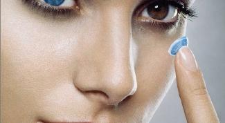 Какие цветные линзы максимально изменяют цвет глаз