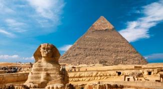 Какая погода в Египте зимой