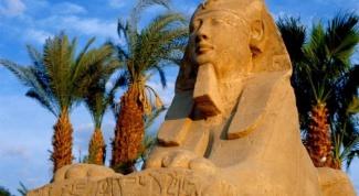 Какая погода в Египте в октябре