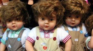 Какую куклу купить ребенку