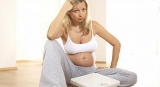Какой вес можно набрать при беременности