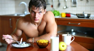 What foods contain a lot of testosterone