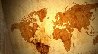 Какие государства относятся к Старому и Новому свету