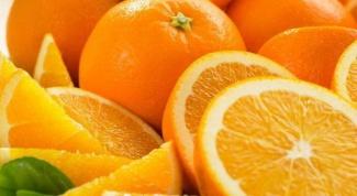 Какие витамины содержаться в апельсине