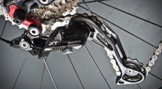 Как установить задний переключатель скоростей на велосипеде