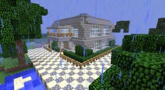Как установить флаг в Minecraft