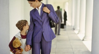 What rights does a father on a child in a divorce
