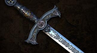Какое отношение имеет меч-кладенец к кладам