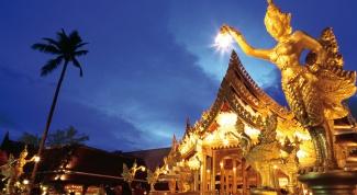 Отдых в Таиланде: незабываемые впечатления