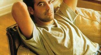 Известные сериалы и фильмы с Джорджем Клуни
