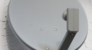 Как установить спутниковую тарелку