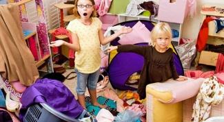 Как приучить ребенка беречь вещи