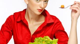 Здоровое похудение на зеленой диете