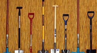Правила выбора полноразмерной лопаты