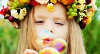 Во что играть с ребенком летом (от 0 до 3 лет)