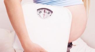 Как рассчитать норму веса при беременности
