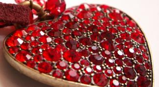 Рубин: магические свойства