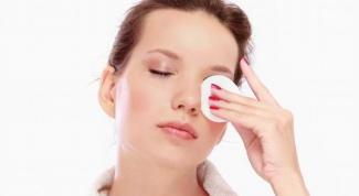 Как убрать ячмень с глаза