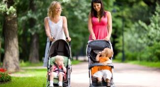 Когда начинать гулять с новорожденным