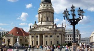 Какие документы нужны для визы в Германию