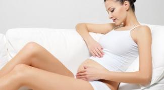 Как распознать шевеление плода при беременности